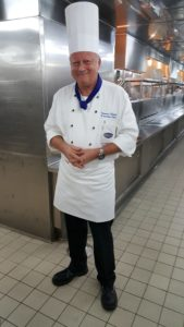 Executive Chef Thomas M. Ulrich
